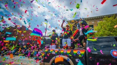 Coors Light PrideFest Parade