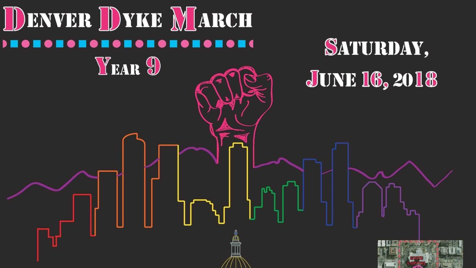 Denver Dyke March 2018
