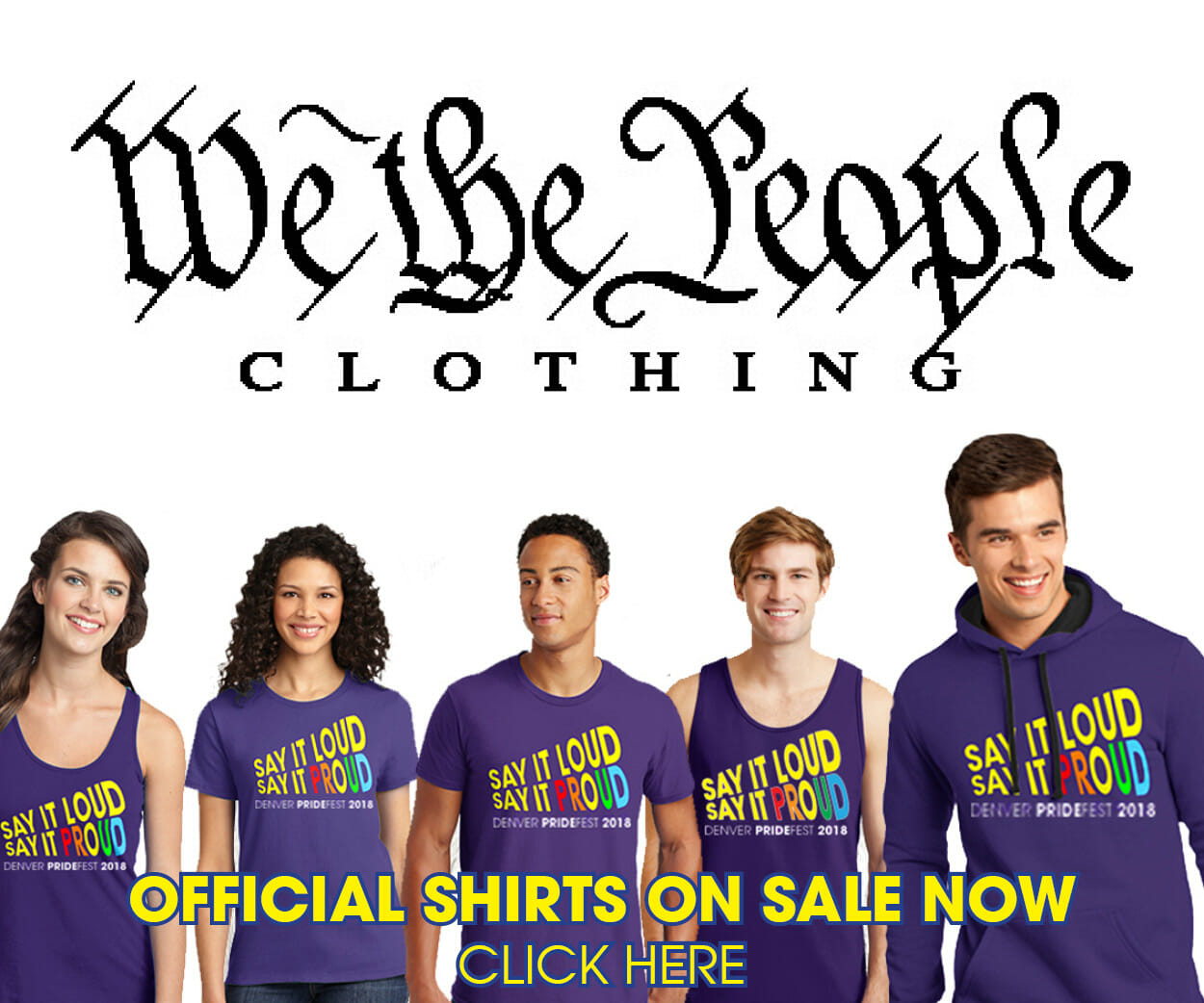 We The People Clothing