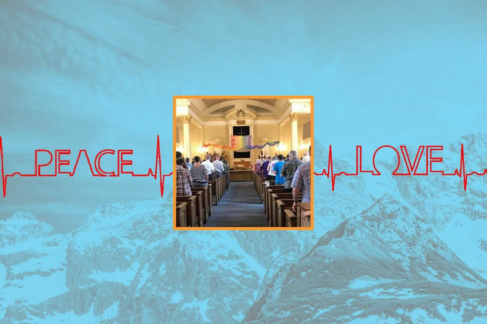 Affirming All-Faith Pride Service on June 15