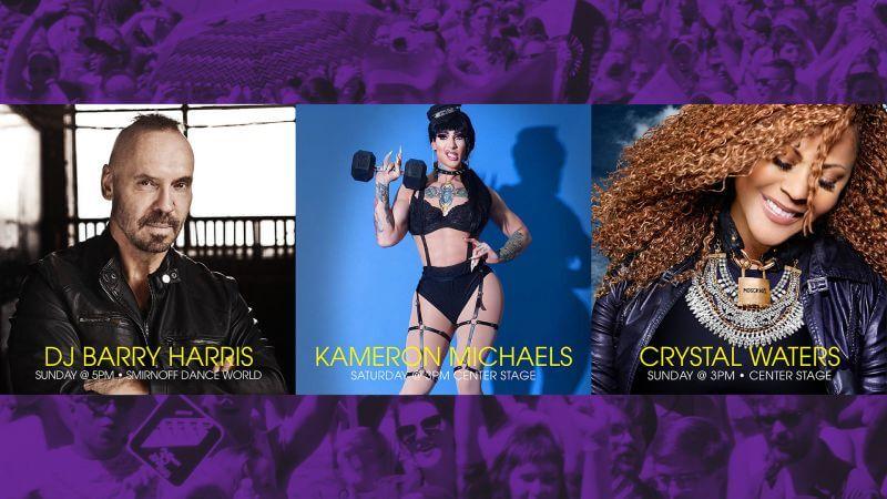 Denver PrideFest Entertainment Headliners