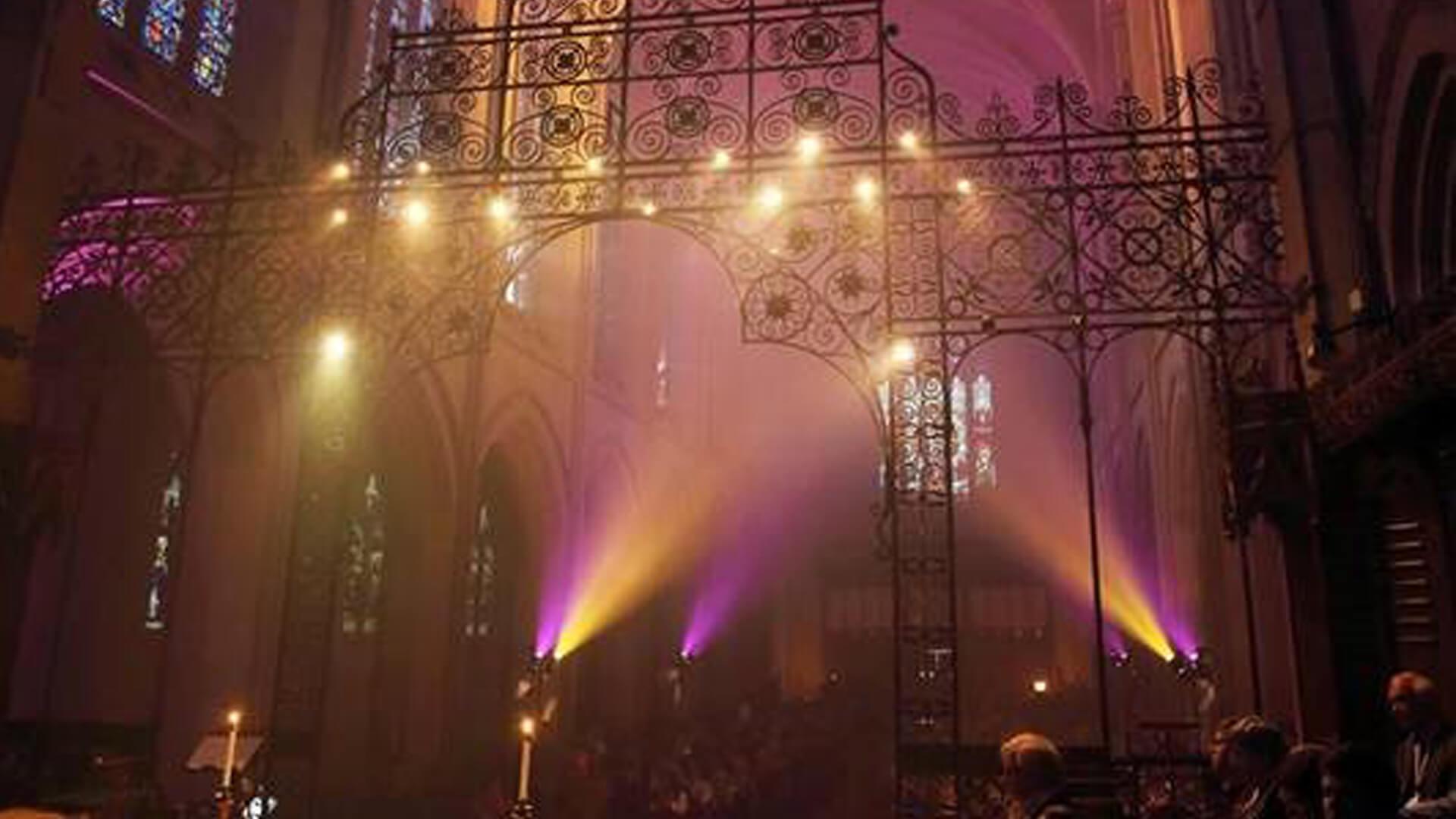 Saint John's Pride Worship Services