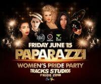 Paparazzi Women's Pride Party
