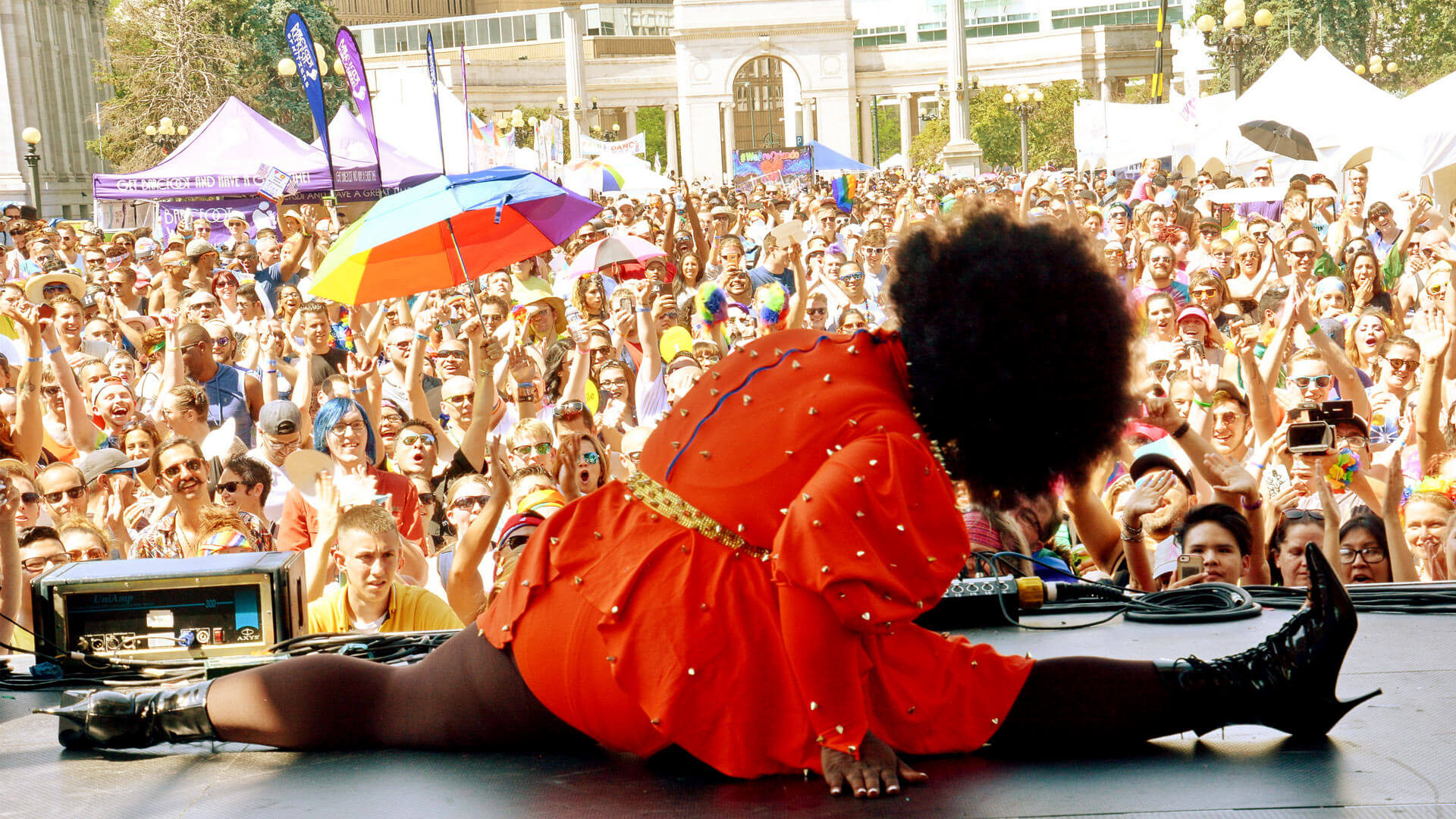 Audition to Perform at Denver Pride