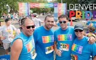 Pride 5K: June 16, 2019