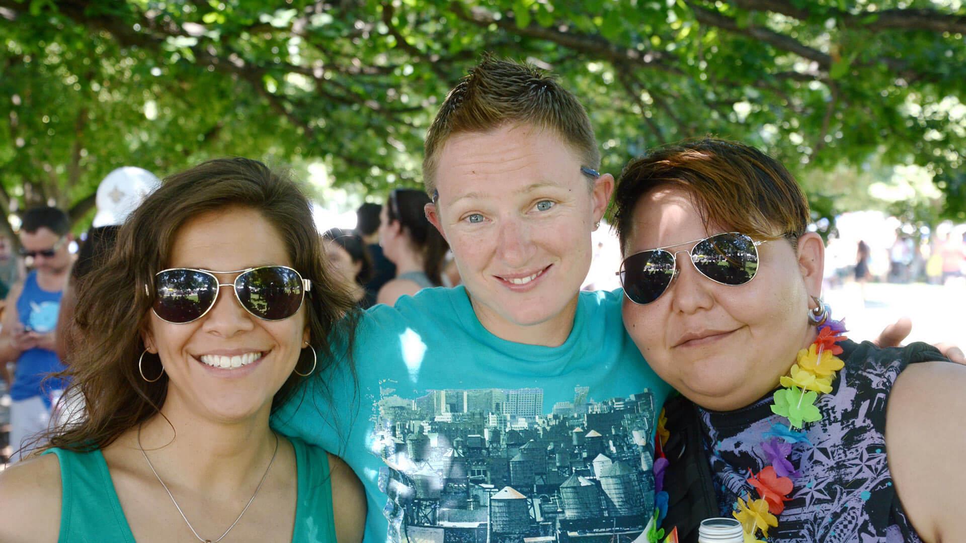 Denver PrideFest Visitor Info