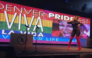 Audition to Perform at Denver PrideFest