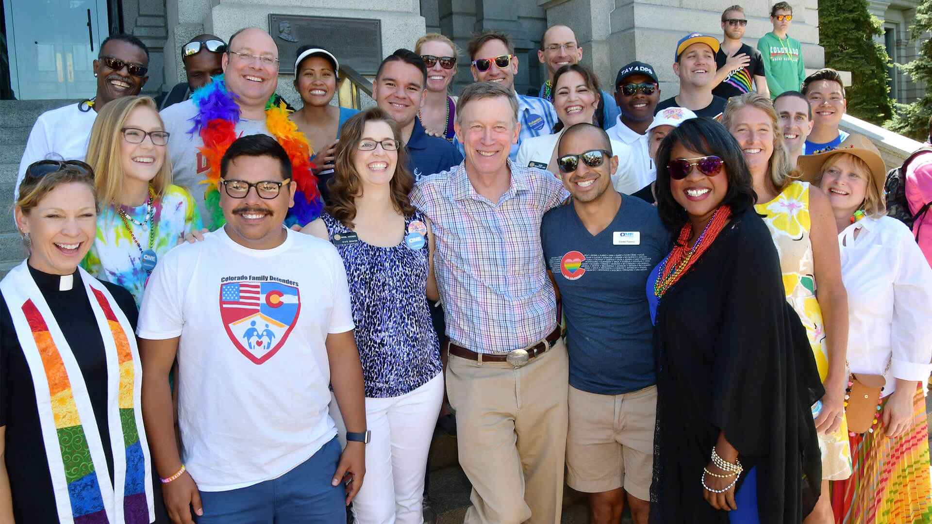 Volunteer at Denver Pride