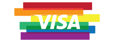 Denver Pride 5K Gold Sponsor Visa Preferred Payment Method