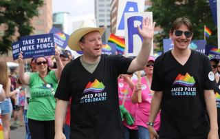 2019 Denver Pride Parade Grand Marshals