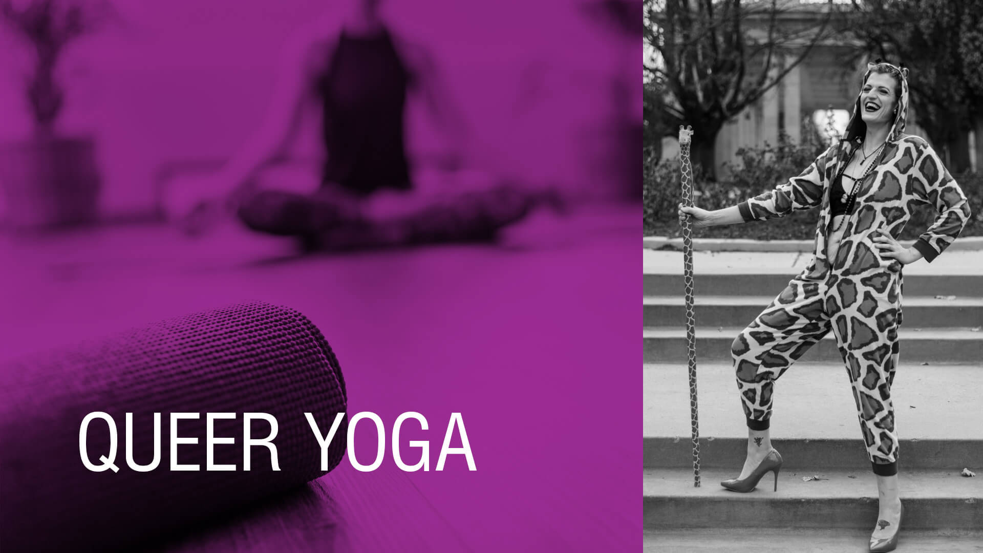 Queer Yoga at the Park