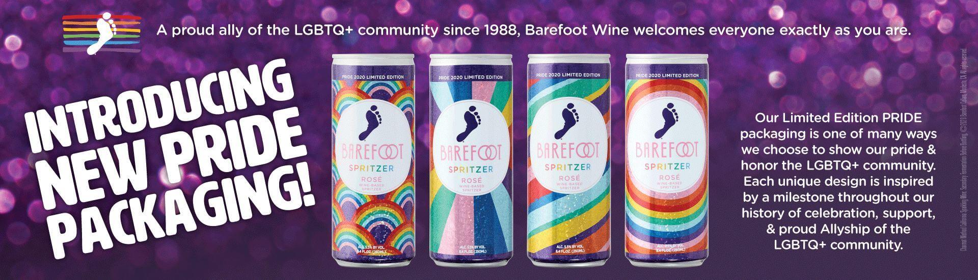 Premiere Banner - Barefoot